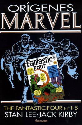 Orígenes Marvel (1991-1993) (Rústica. 126-140 pp) #1