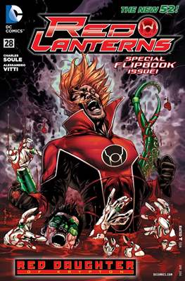 Red Lanterns (2011 - 2015) New 52 #28