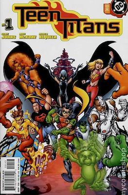 Teen Titans Vol. 3 (2003-2011 Variant Cover) (Comic Book) #1.1