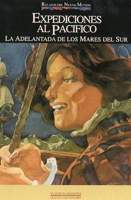 Relatos del Nuevo Mundo (Cartoné 72 pp) #23