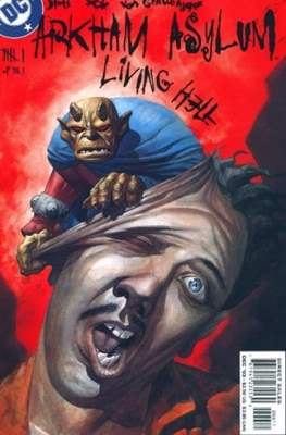 Arkham Asylum: Living Hell (Grapa) #6