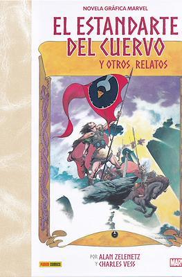 Colección Novelas Gráficas Marvel (Cartoné) #3
