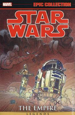 Star Wars Legends Epic Collection (Softcover) #26
