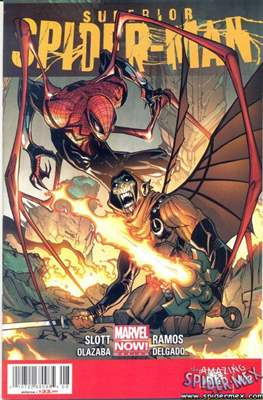 The Superior Spider-Man (Grapa) #8