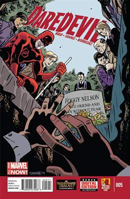 Daredevil Vol. 4 (2014-2015) (Comic-Book) #5