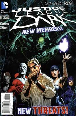 Justice League Dark Vol. 1 (2011-2015) #9