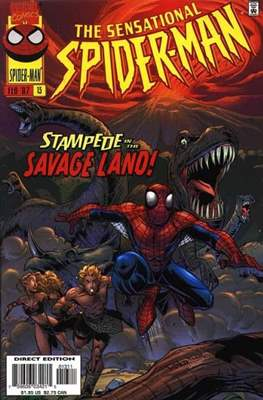 The Sensational Spider-Man (1996-1998) (Comic Book) #13