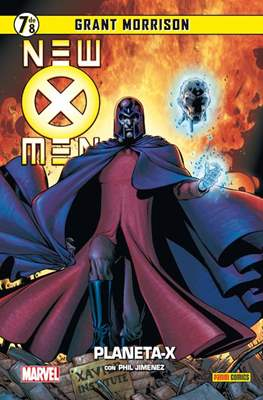 Coleccionable New X-Men #7
