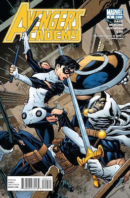 Avengers Academy (2010-2013) #9