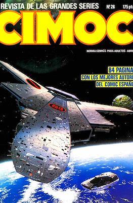 Cimoc (Grapa 60-132 pp) #26