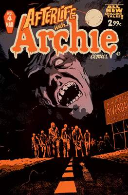 Afterlife with Archie (Comic-book) #4