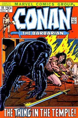 Conan The Barbarian (1970-1993) (Grapa, 32 págs.) #18