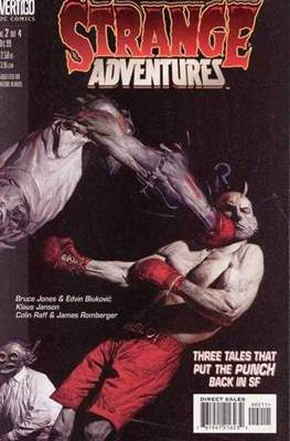 Strange Adventures (Comic Book. 1999 - 2000) #2