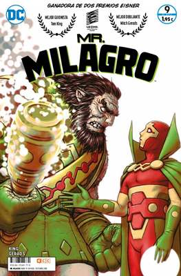 Mr. Milagro #9