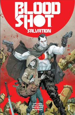 Bloodshot Salvation (Grapa) #1