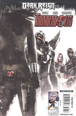 Thunderbolts Vol. 1 / New Thunderbolts Vol. 1 / Dark Avengers Vol. 1 (Comic Book) #136