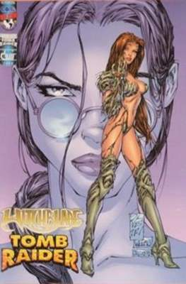 Tomb Raider / Witchblade (Grampa) #1