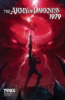 The Army of Darkness 1979 #3