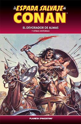 La Espada Salvaje de Conan (Cartoné 120 - 160 páginas.) #31