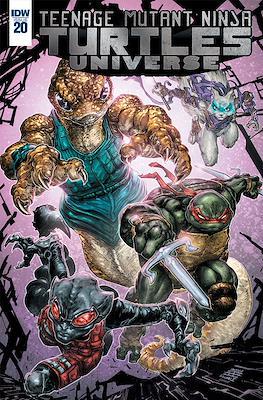 Teenage Mutant Ninja Turtles Universe (Comic Book) #20