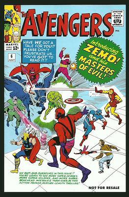 Marvel Legends Action Figure Reprints (Saddle-stitched. 32 pp) #104