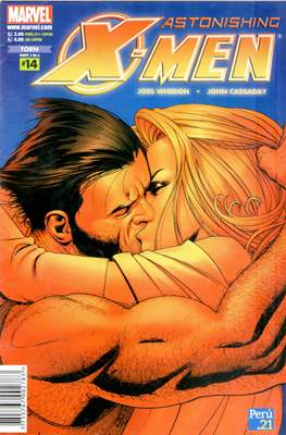 Astonishing X-Men (Grapas) #14