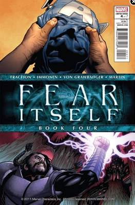 Fear Itself (Comic-Book) #4