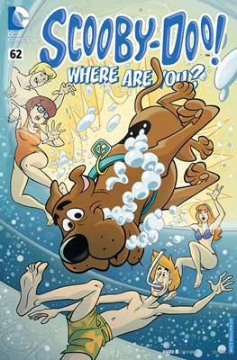 Scooby-Doo! Where Are You? (Comic Book) #62