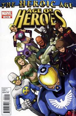 Age of heroes (Comic-Book) #2