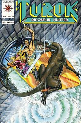 Turok: Dinosaur Hunter (1993-1996) (Grapa) #12