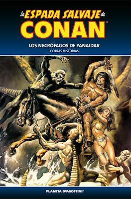 La Espada Salvaje de Conan (Cartoné 120 - 160 páginas.) #11