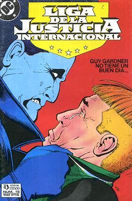 Liga de la Justicia / Liga de la Justicia internacional / Liga de la Justicia de America (1988-1992) (Grapa) #15