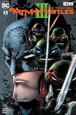 Batman / Teenage Mutant Ninja Turtles III (Comic Book) #2