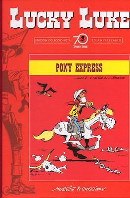 Lucky Luke. Edición coleccionista 70 aniversario (Cartoné con lomo de tela, 56 páginas) #35