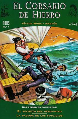 El Corsario de Hierro. Fans (2004-2005) (Rústica, 64 páginas) #4