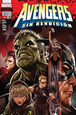 Avengers: Sin Rendición (Revista) #5