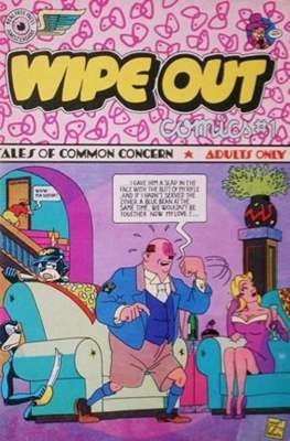 Wipe out comics (Grapa 48 pp) #1