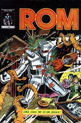Rom (Grapa 40 pp) #3