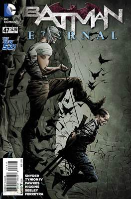Batman Eternal (2014-2015) (Comic-Book) #47