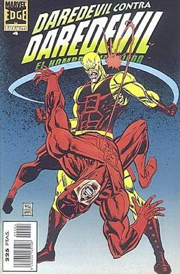 Daredevil Vol. 3 (1996-1998) (Grapa 24 pp) #4