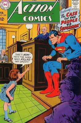 Action Comics Vol. 1 (1938-2011; 2016-) (Comic Book) #359