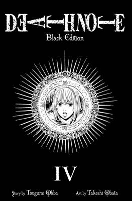 Death Note. Black Edition (Rústica) #4