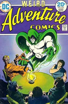 New Comics / New Adventure Comics / Adventure Comics (1935-1983; 2009-2011) (Saddle-Stitched) #433