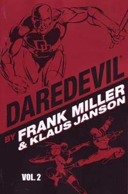 Daredevil by Frank Miller & Klaus Janson (Softcover 336 pp) #2