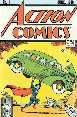 Action Comics Vol. 1 (1938-2011; 2016-... Variant Covers) (Comic Book) #1