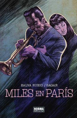 Miles en París (Cartoné 96 pp) #