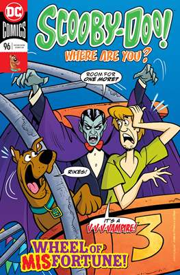 Scooby-Doo! Where Are You? (Comic Book) #96