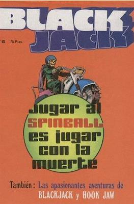 Black Jack / Spinball (Grapa 48 pp) #6