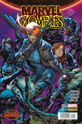 Secret Wars: Marvel Zombies (Grapa) #3