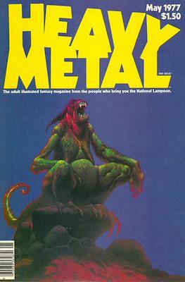 Heavy Metal Magazine (Grapa) #2